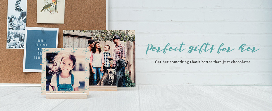 WoodSnap - Mother's Day Promos