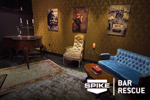 Spike TV - Bar Rescue - Wood Print Art